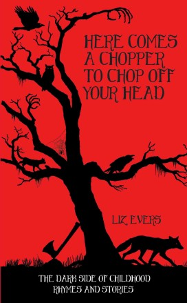 Here Come a Chopper To Chop off Yr Head HB Cover_Here Come a Cho